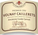 2018 Bouchard Pere et Fils Volnay 1er Cru Les Caillerets - Ancienne Cuvee Carnot