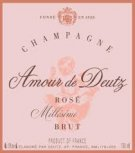 2008 Deutz Amour des Deutz Rose