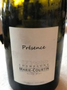 2015 Marie Courtin Champagne Cuvee Presence Extra Brut