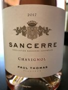 2017 Paul Thomas Sancerre Rose