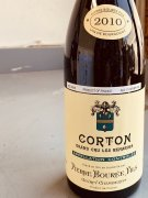 2010 Pierre Bouree Corton-Renardes
