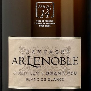 "AR Lenoble Grand Cru Blanc de Blancs Chouilly ""mag14"""
