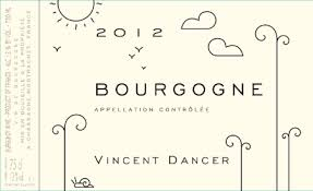 2015 Vincent Dancer Bourgogne Rouge