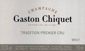 NV (2012-Base) Gaston Chiquet Brut 'Tradition'