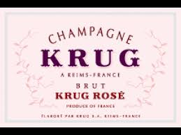 NV Krug Brut Rose 1.5ltr