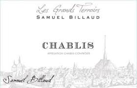 2017 Samuel Billaud Chablis