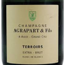 NV Agrapart Champagne Extra Brut Grand Cru Terroirs Blanc des Blancs