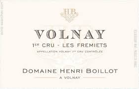 Henri Boillot Volnay 1er Fremiets - Click Image to Close