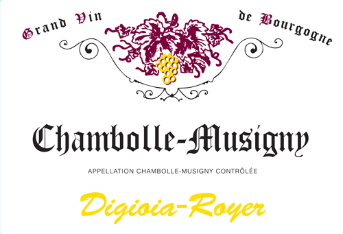2010 Digioia Royer Chambolle Musigny