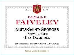 2012 Faiveley Nuits St Georges Les Damodes