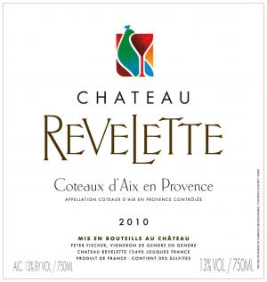 Chateau Revelette Rose