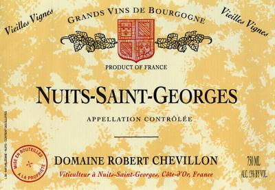 Chevillon Nuits St Georges VV - Click Image to Close