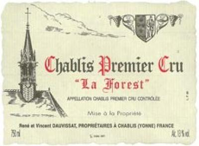 Dauvissat Chablis Forest - Click Image to Close