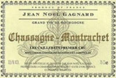 Jean Noel Gagnard Chassagne-Montrachet 1er Cru Les Caillerets - Click Image to Close
