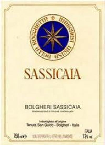 Sassicaia Tenuta San Guido - Click Image to Close
