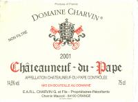 2006 Charvin Chateauneuf du Pape