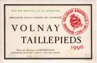 2013 Angerville Volnay 1er Taillepieds
