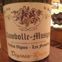 2014 Digioia Royer Chambolle Musigny Vieilles Vignes