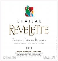 2014 Chateau Revelette Rose