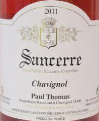 2015 Paul Thomas Sancerre Rose