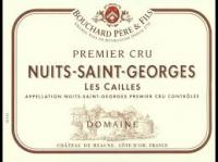 2015 Bouchard Nuits St Georges Les Cailles