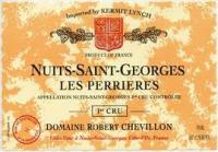 2011 Chevillon Nuits St Georges Perrieres