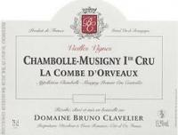 2002 Clavelier Chambolle Musigny Combe d Orveaux