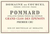 Courcel Pommard Grand Epenots