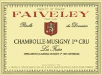2009 Faiveley Chambolle Les Fuees