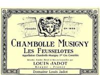 2001 Jadot Chambolle Musigny Les Feusselottes