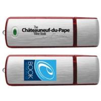 The Chateauneuf du Pape Wine Book (eBook) on Memory Stick