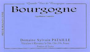 2015 Sylvain Pataille Bourgogne Rouge