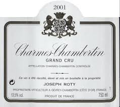 2008 Roty Charmes Chambertin Tres Vieilles Vignes 3.0ltr
