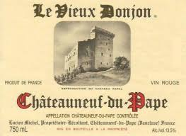 Vieux Donjon Chateauneuf du Pape - Click Image to Close