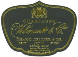 2008 Vilmart Grand Cellier D'Or 1.5ltr