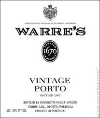 1994 Warres Vintage Port 375ml